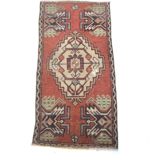 Mini Turkish Rug 8
