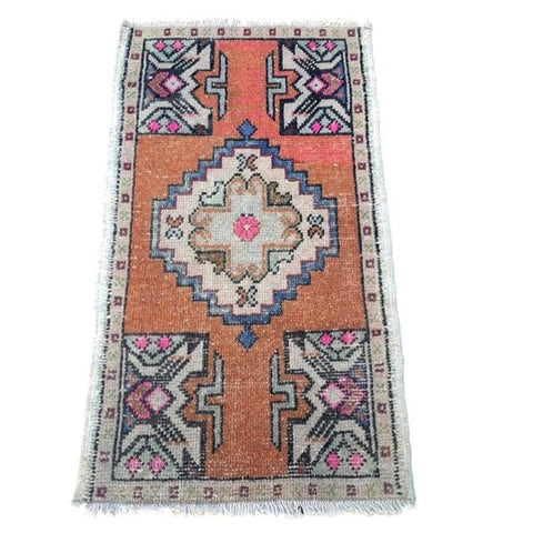 Mini Turkish Rug J