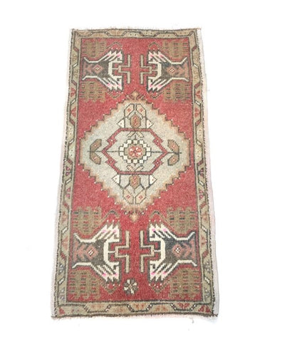 Mini Turkish Rug 27