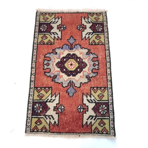 Mini Turkish Rug 5