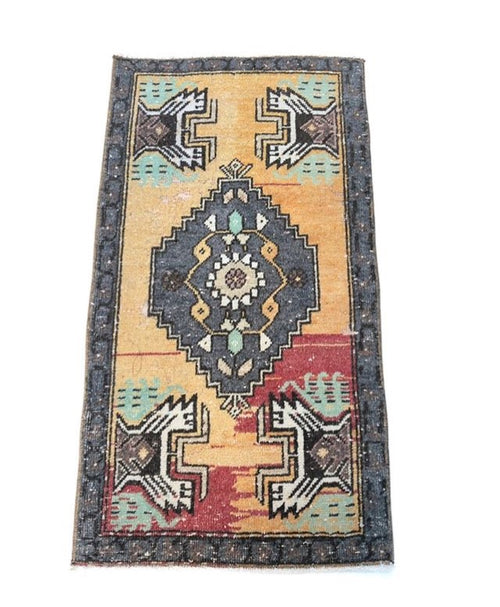 Mini Turkish Rug 7
