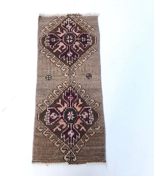 Mini Turkish Rug 1