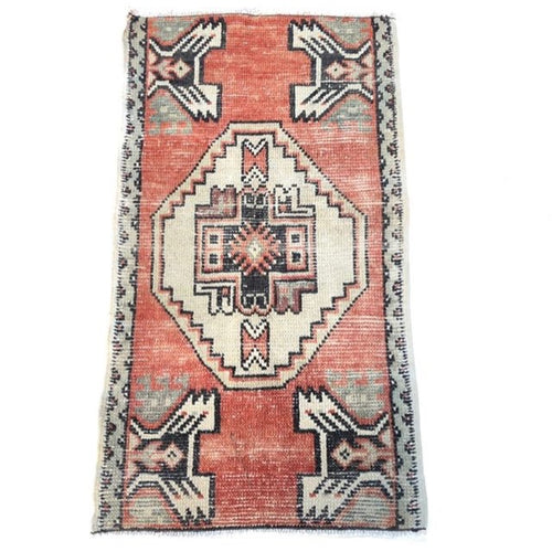 Mini Turkish Rug 26