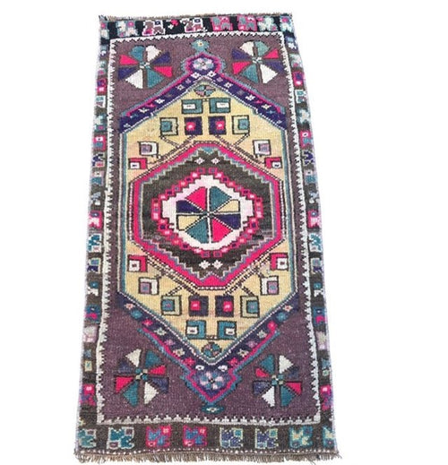 Mini Turkish Rug 24