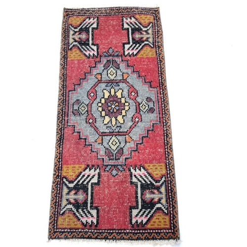 Mini Turkish Rug 23