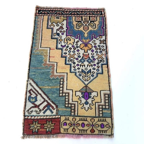 Mini Turkish Rug 19
