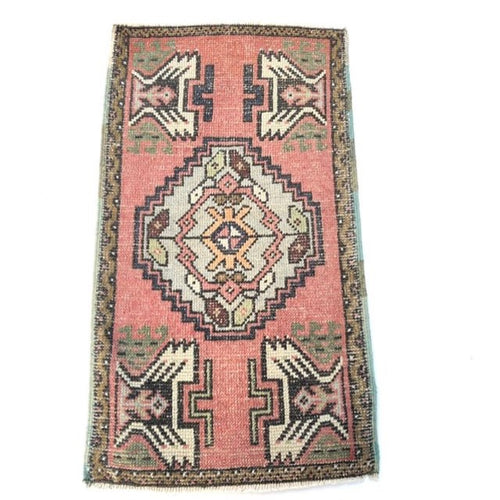 Mini Turkish Rug 21