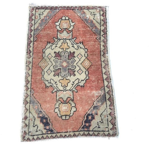 Mini Turkish Rug 4