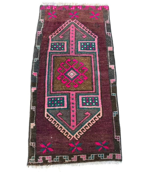 Mini Turkish Rug 16