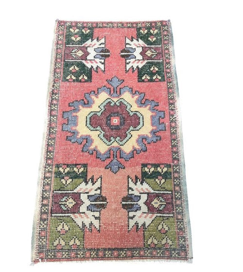 Mini Turkish Rug 15
