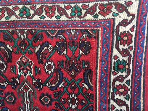 The Shiraz Rug