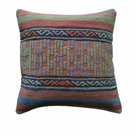 Kilim Pillow Cover 11
