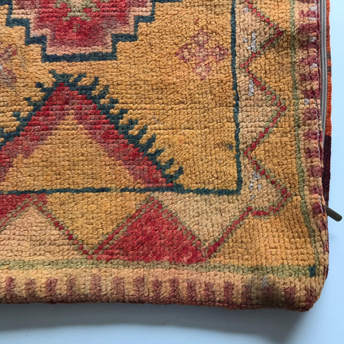 Moroccan Boujaad Pillow Cover 36