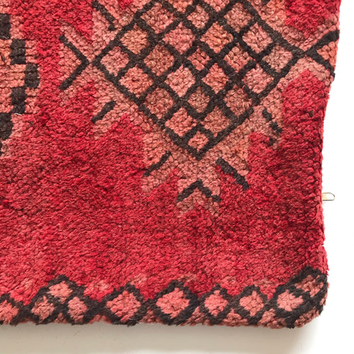 Moroccan Boujaad Pillow Cover 38