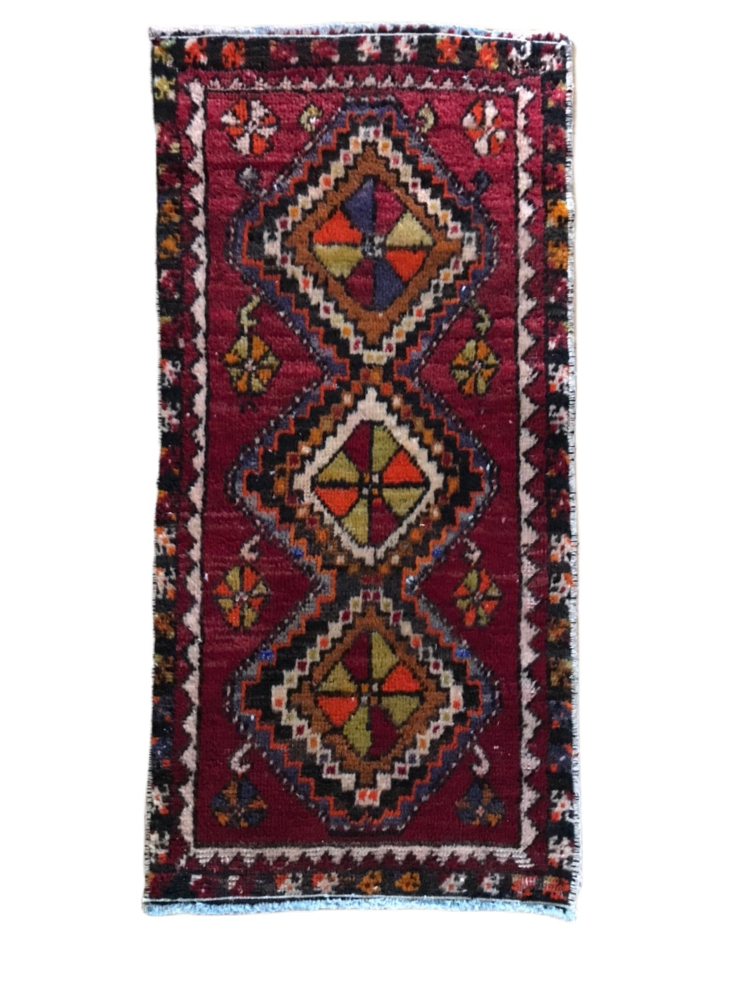 Mini Turkish Rug L