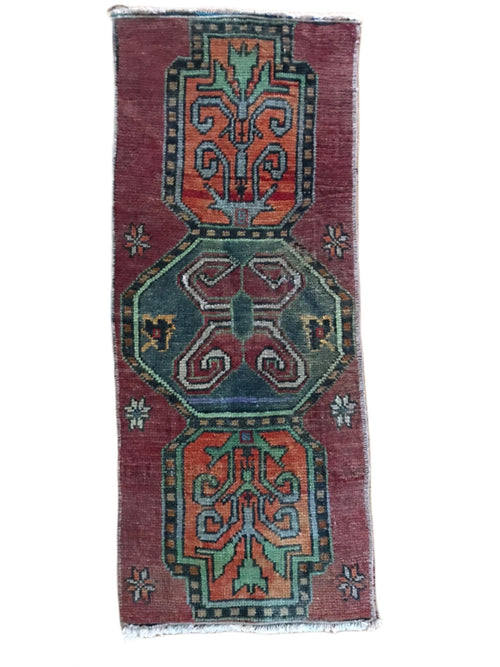 Mini Turkish Rug K