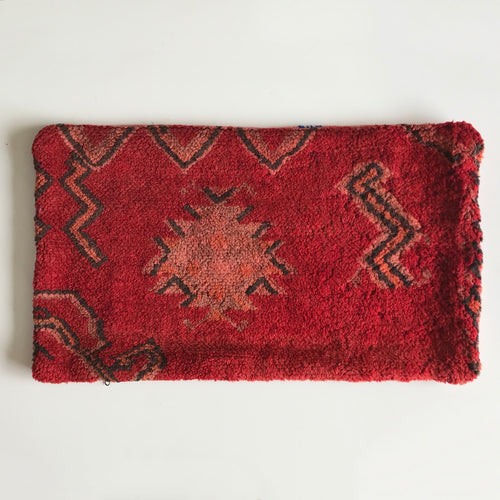 Moroccan Boujaad Pillow Cover 32