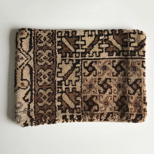 Moroccan Boujaad Pillow Cover 23