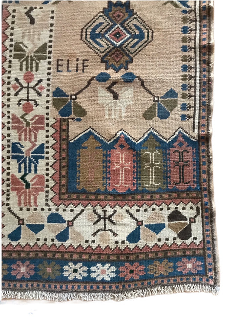 Mini Turkish Rug A