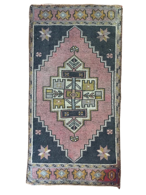 Mini Turkish Rug O
