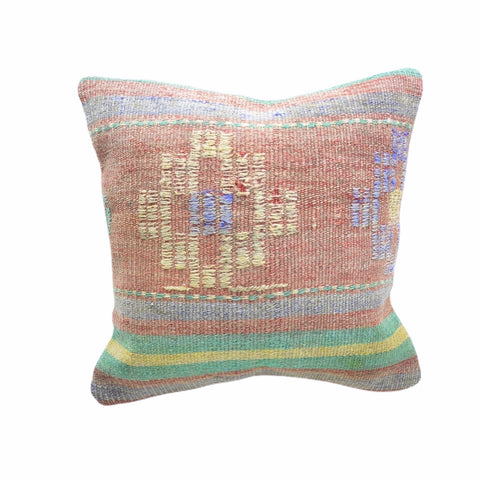 Kilim Pillow Cover 12