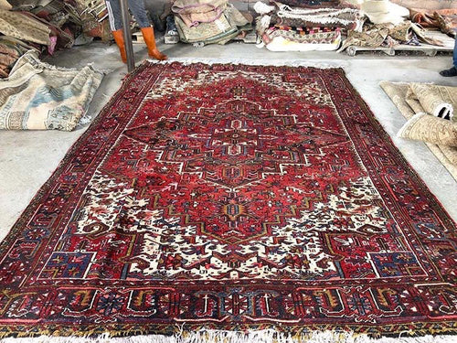 The Hilvan Area Rug