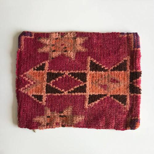 Moroccan Boujaad Pillow Cover 19