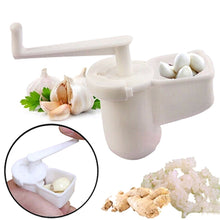 Rotating Garlic & Ginger Mincer