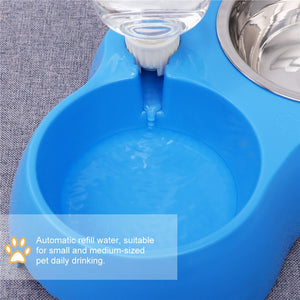 Dog bowl with Water Reservoir