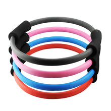 Sport Fitness Yoga Magic Circle Pilates Resistance Ring Circle for Women Fitness Exercise