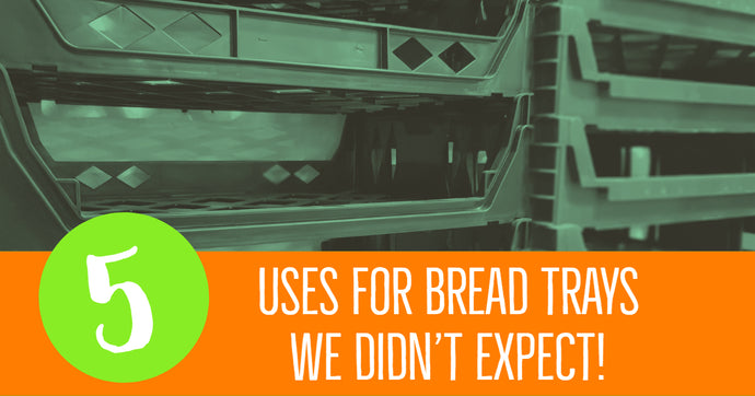 5 uses for bread trays we didn't expect!