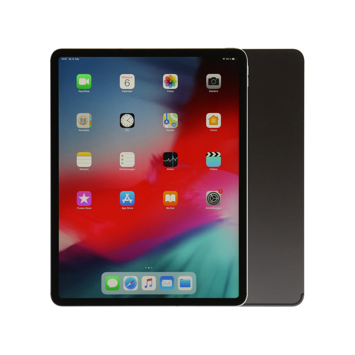 Apple Ipad Pro 2018 (12 9) Wi-Fi + 4G Wie Neu / 64 Gb Spacegrau