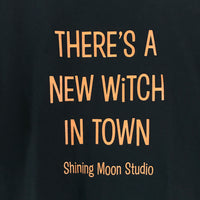 Ladies' Large - There's A New Witch in Town t-shirt
