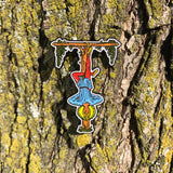 The Hanged Man Enamel Pin