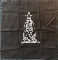 The High Priestess Spirit Cloth Tarot Cloth Wall Hanging