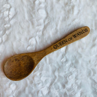Wooden Spoon - Queen of Wands