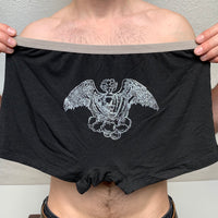 Silver Raphael Angel Underwear - Men's Size Medium