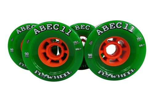 90mm Green ABEC 11 FlyWheel 75a Classic