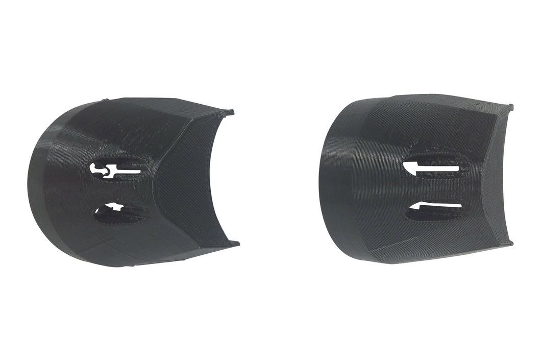 Set of 2 Motor Covers Stock/68 Tooth