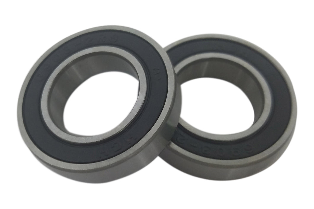 Set of Pulley/Hub Bearings