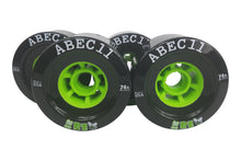 90mm Black ABEC 11 ReFly 74a