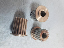 Billet Stainless Motor pulleys