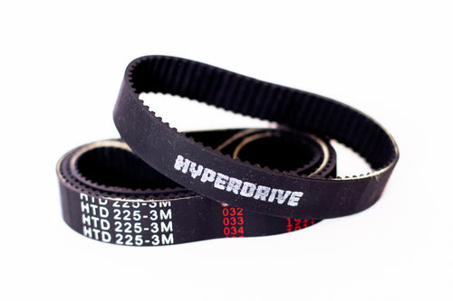 HyperDrive LifeTime Belts