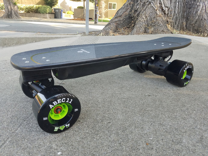 The Monster Mini 107mm ABEC 11