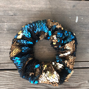 Custom Flip Sequin Scrunchie's
