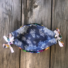Unicorn Iridescent Sequin Pleated Face Mask