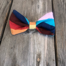 Stripes Dog Bow Tie, Hair Clip and Headband