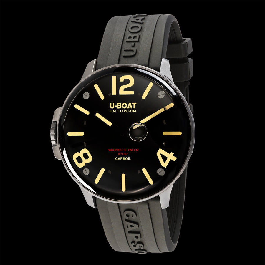 Uboat Capsoil Stainless Steel - The Independent Collective Watches
