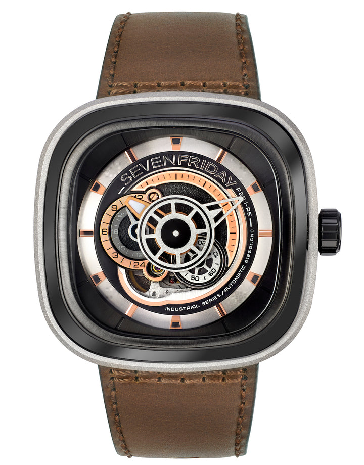 SEVENFRIDAY P2B/01 REVOLUTION