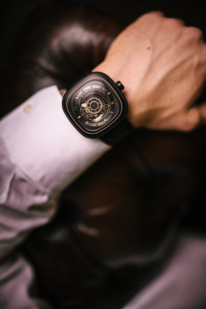 SEVENFRIDAY P2B/02 - The Independent Collective Watches